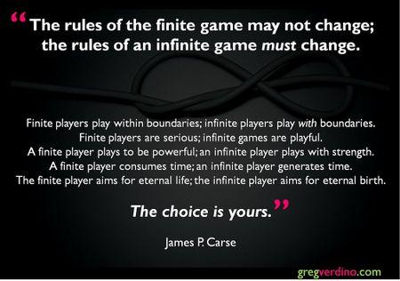 Infinitegame