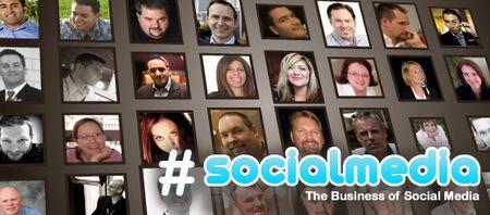 Hashtag-social-media